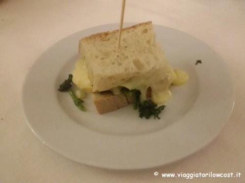 mangiare bene a Olevano Romano Agriturismo Le Cerquette