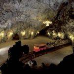 Nelle Grotte di Postumia