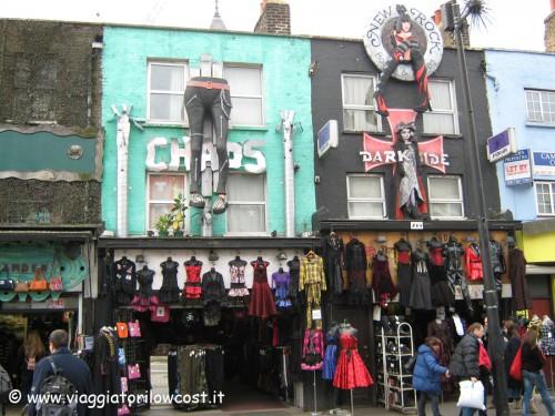 Camden Town a Londra