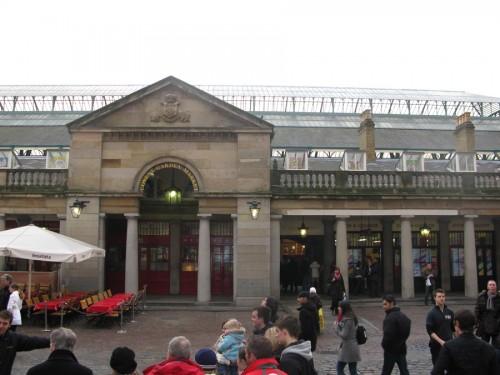 Covent Garden a Londra