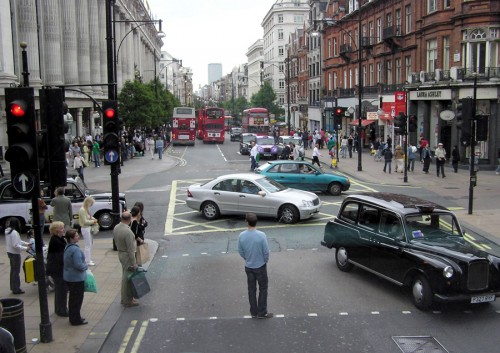 Oxford Street a Londra