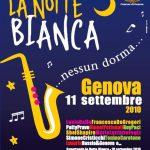 11 Settembre 2010: Notte Bianca a Genova