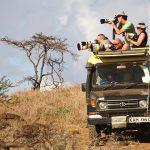 Il Safari, un'esperienza unica!