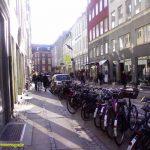 Shopping a Copenaghen!
