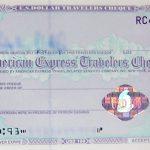Cosa sono i Traveller's Cheque?