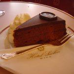 Vienna: Torta Sacher …che delizia!
