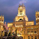 Le più importanti piazze di Madrid