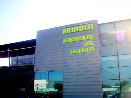 Aeroporto del Salento a Brindisi