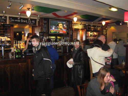 Pub The Amber Rose a Edimburgo