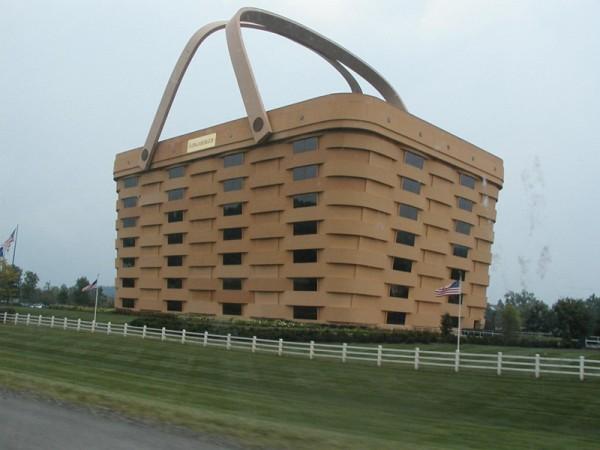 The Basket Building a Ohio (USA)