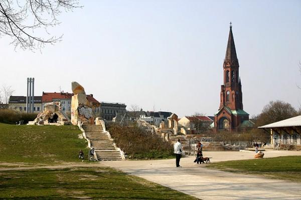 Görlitzer Park Berlino