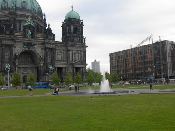 Lustgarten Berlino