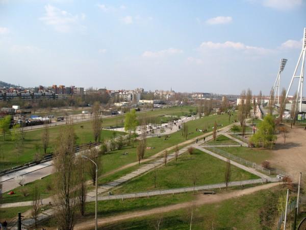 Mauerpark Berlino
