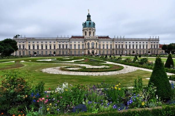 Schlosspark Charlottenburg Berlino