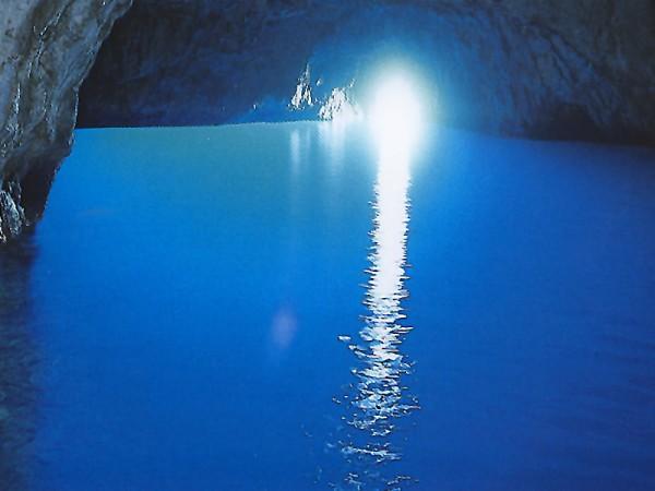 Grotta Azzurra a Capri