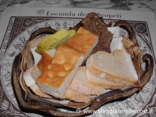 Pane e focaccine