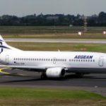 Aegean Airlines chiude la tratta Bologna – Atene
