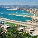 Lo strano e bizzarro aeroporto di Gibilterra