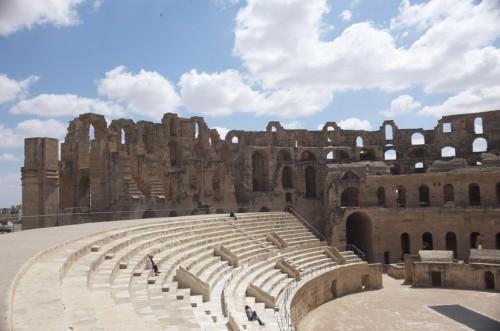 Anfiteatro romano di El Jem