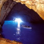 La Grotta Azzurra a Capri