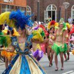 Il Carnevale di Aalborg in Danimarca