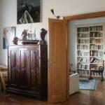 La Casa Museo di Alberto Moravia a Roma