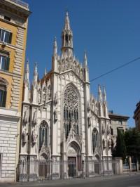 hiesa Sacro Cuore del Suffraggio a Roma