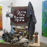 Alessandro Pessoli in mostra a Reggio Emilia