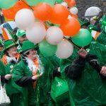 Saint Patrick's Day e l'Irlanda si tinge di verde