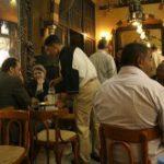 Gli ahwa de Il Cairo