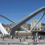 L'unico ponte basculante al mondo!