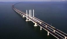 Il ponte sull'acqua più lungo del mondo