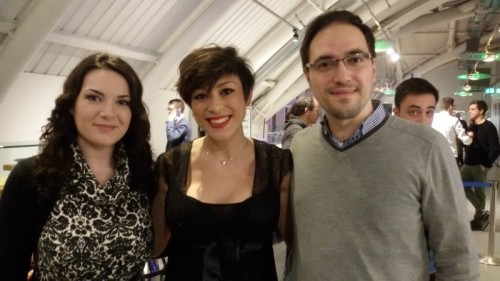 Nicola Spina e Rossella de Gennaro a Masterchef