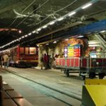 La stazione ferroviaria più alta d'Europa