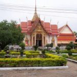 Il Tempio di Chalong a Phuket (Thailandia)