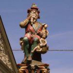 Berna: la fontana Kindlifresser