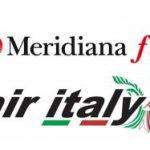Codice sconto del 42% per Meridiana Fly e Air Italy!