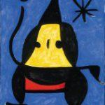 Joan Miró in mostra al Chiostro del Bramante a Roma