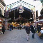 La Boqueria, uno dei mercati più antichi di Barcellona
