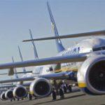 Ryanair sospende altre quattro rotte da Roma Ciampino!