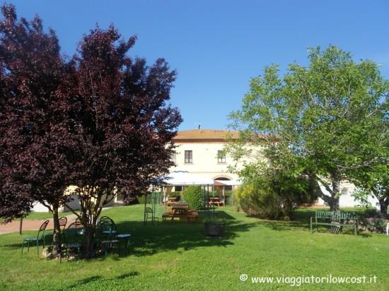 Casa vacanze I Chiari ad Acquaviva di Montepulciano (Siena)