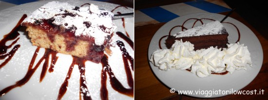 Torta Dolce Pub Kapuziner Platz a Milano