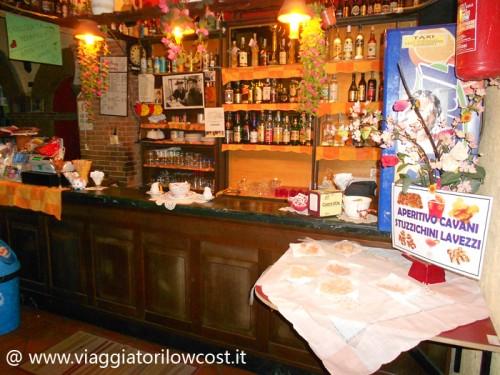 Area Bar Il Ristoro del Campanile a Casertavecchia
