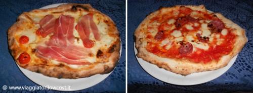 Pizze di Il Ristoro del Campanile a Casertavecchia