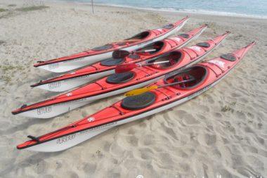 Escursione in Kayak nel Mar Adriatico