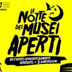 Notte Europea dei Musei 2012