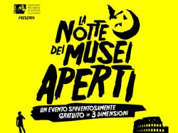 Logo Notte dei Musei 2012