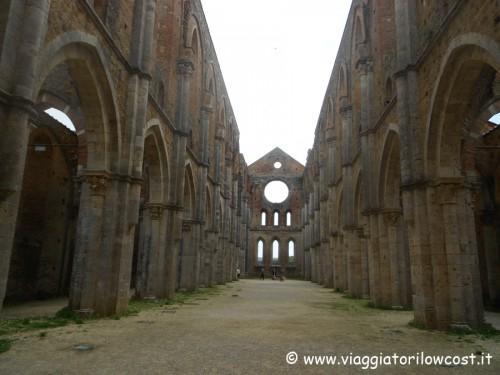 Abbazia di San Galgano Chiusdino Siena