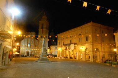Piazza Alberico Gentili San Ginesio Macerata
