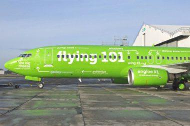 Flying 101 Kulula Airlines